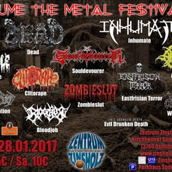 Exhume The Metal Festival
